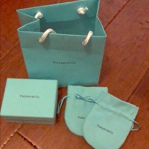 Authentic Tiffany & Co. Packaging